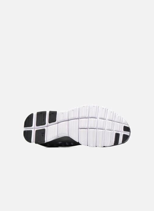 Sportschuhe Nike W Nk Free 5.0 V4 Ns Pt schwarz ansicht von oben