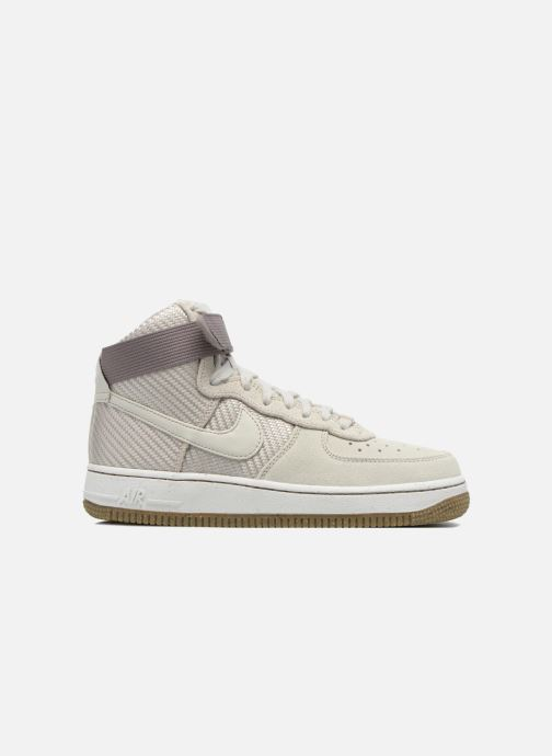 Sneakers Nike Wmns Air Force 1 Hi Prm Beige se bagfra