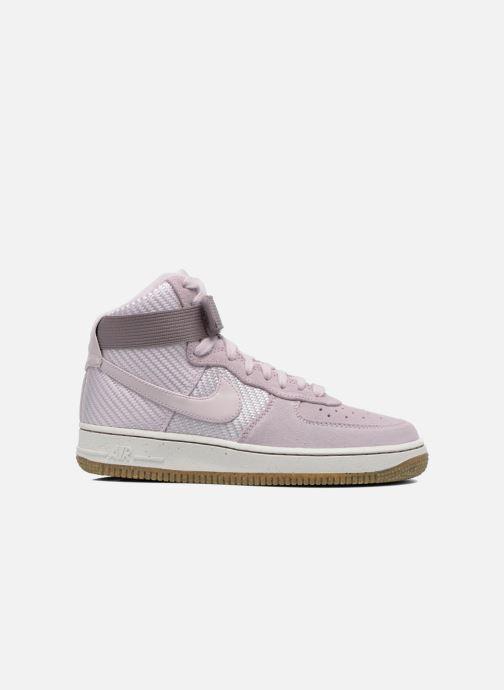 Sneakers Nike Wmns Air Force 1 Hi Prm Paars achterkant