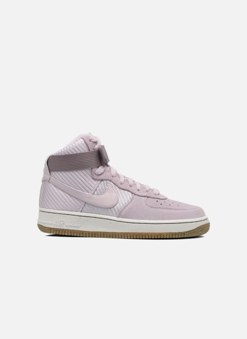 Sneakers Nike Wmns Air Force 1 Hi Prm Viola immagine posteriore