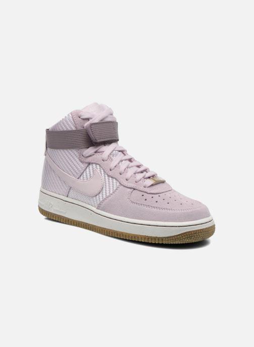 Sneakers Nike Wmns Air Force 1 Hi Prm Lilla detaljeret billede af skoene