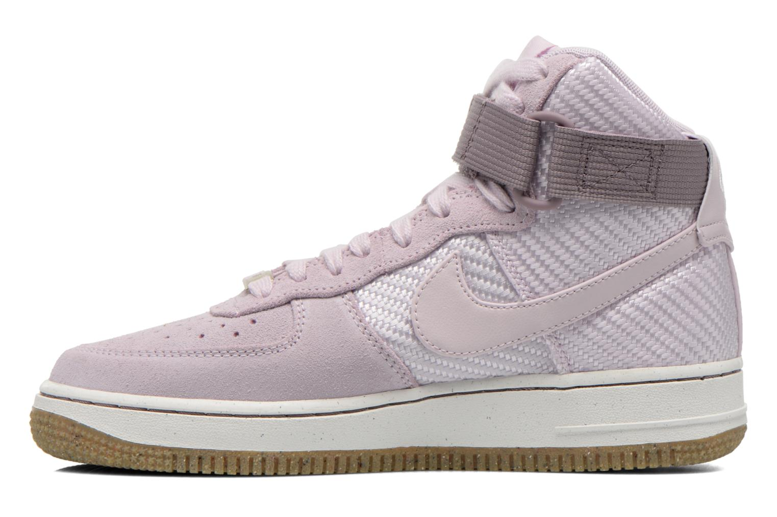 Sneakers Nike Wmns Air Force 1 Hi Prm Lilla se forfra
