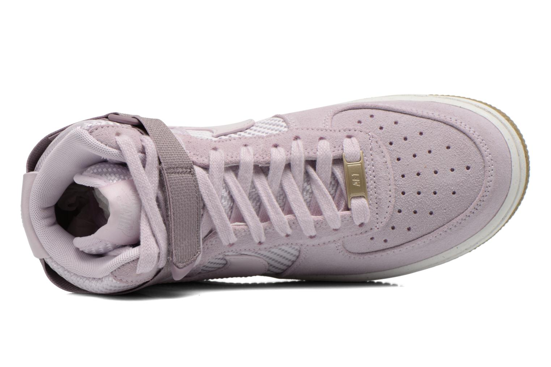 Sneakers Nike Wmns Air Force 1 Hi Prm Lilla se fra venstre
