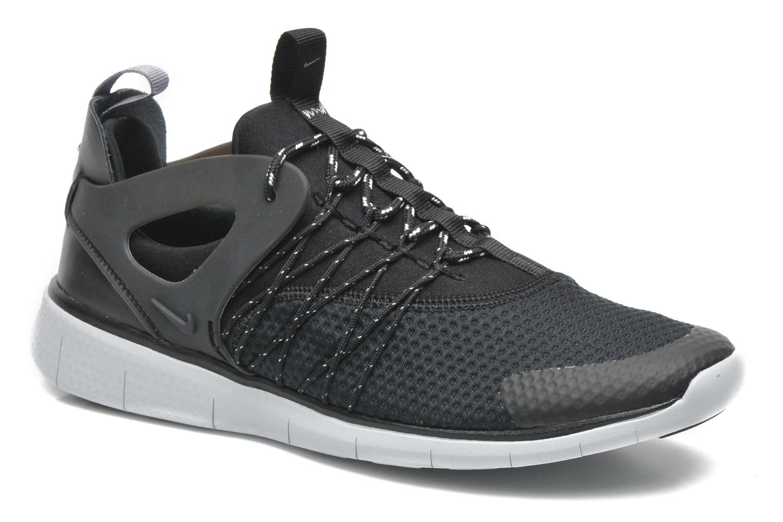 Baskets Nike Wmns Nike Free Viritous Noir vue détail/paire