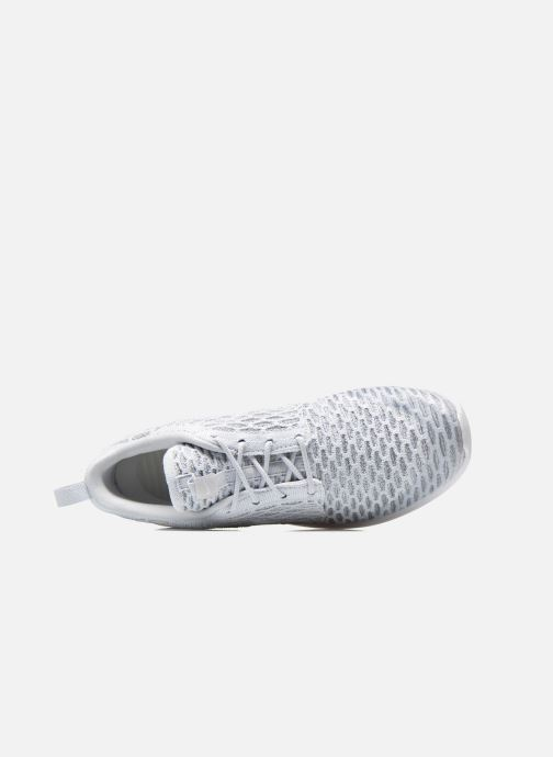 Sneaker Nike Wmns Roshe One Flyknit grau ansicht von links