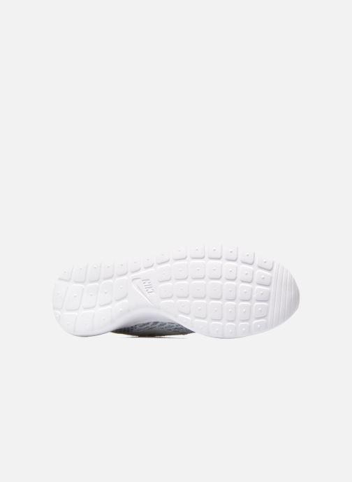 Sneakers Nike Wmns Roshe One Flyknit Grijs boven