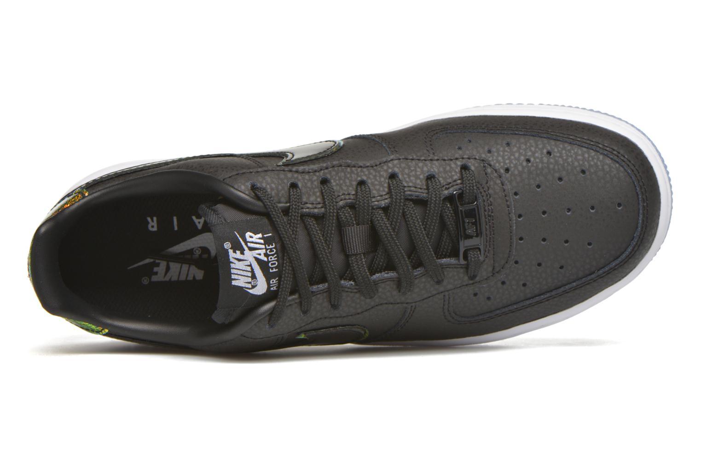 Baskets Nike Wms Air Force 1 '07 Prm Noir vue gauche