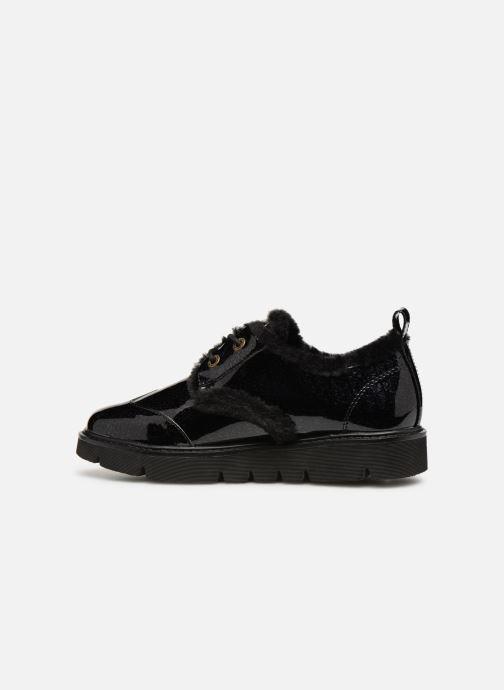 Chaussures à lacets Armistice Fox Derby Noir vue face