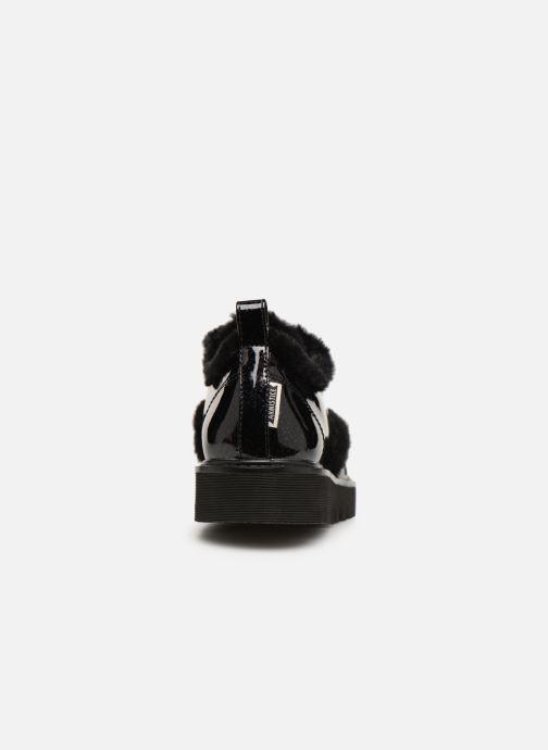 Chaussures à lacets Armistice Fox Derby Noir vue droite