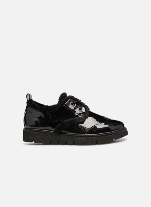 Chaussures à lacets Armistice Fox Derby Noir vue derrière