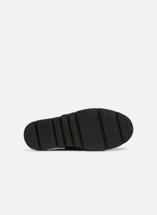 Chaussures à lacets Armistice Fox Derby Noir vue haut