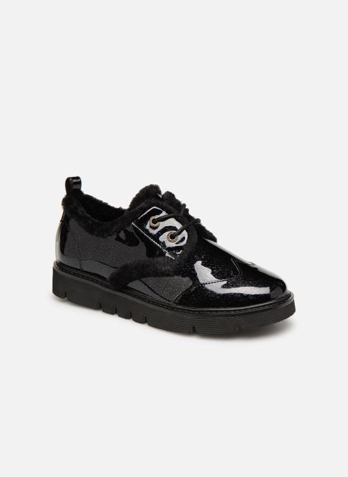 Chaussures à lacets Armistice Fox Derby Noir vue détail/paire
