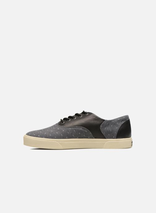 Sneakers Armistice Hope Trainer Ash/Leather Grain Nero immagine frontale