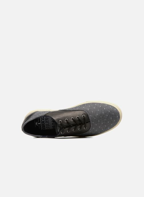 Sneakers Armistice Hope Trainer Ash/Leather Grain Nero immagine sinistra