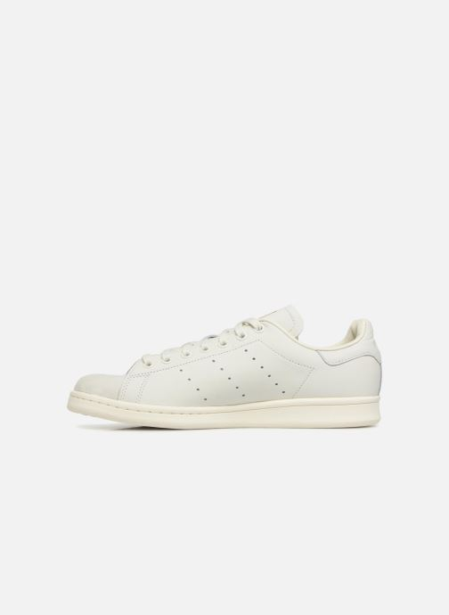 Deportivas adidas originals Stan Smith Premium Blanco vista de frente