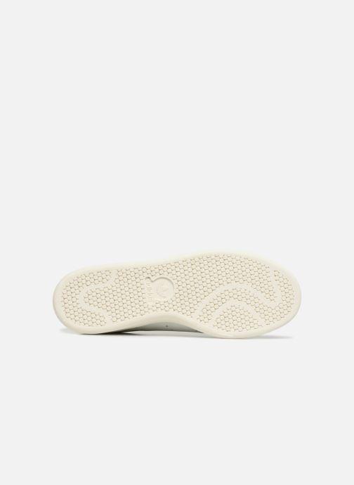 Sneakers adidas originals Stan Smith Premium Bianco immagine dall'alto