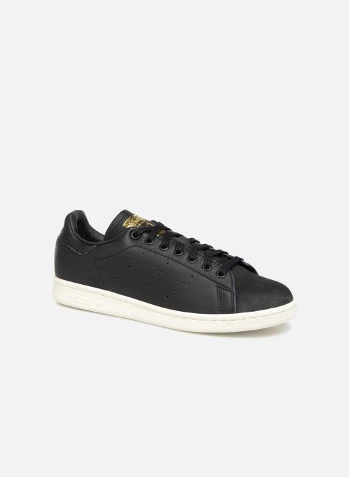 Sneaker Adidas Originals Stan Smith Premium schwarz detaillierte ansicht/modell