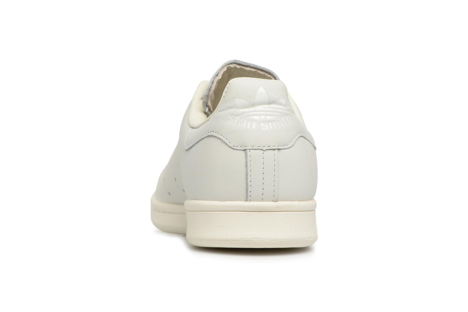 Sneakers Adidas Originals Stan Smith Premium Bianco immagine destra