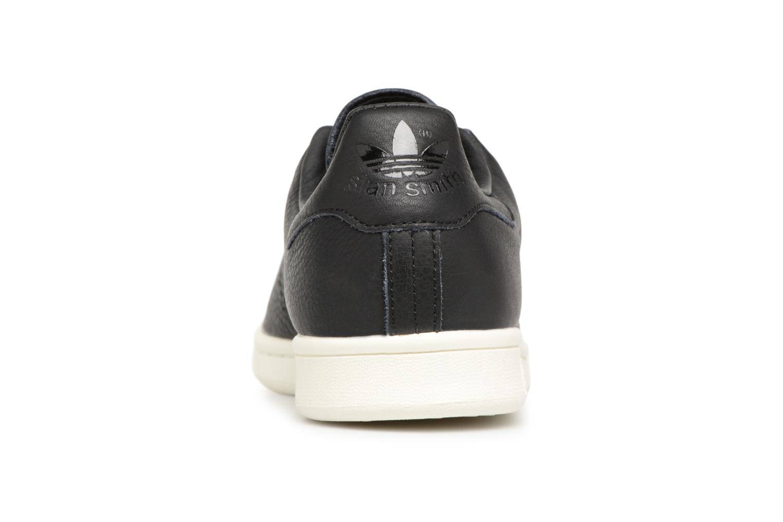 Baskets Adidas Originals Stan Smith Premium Noir vue droite