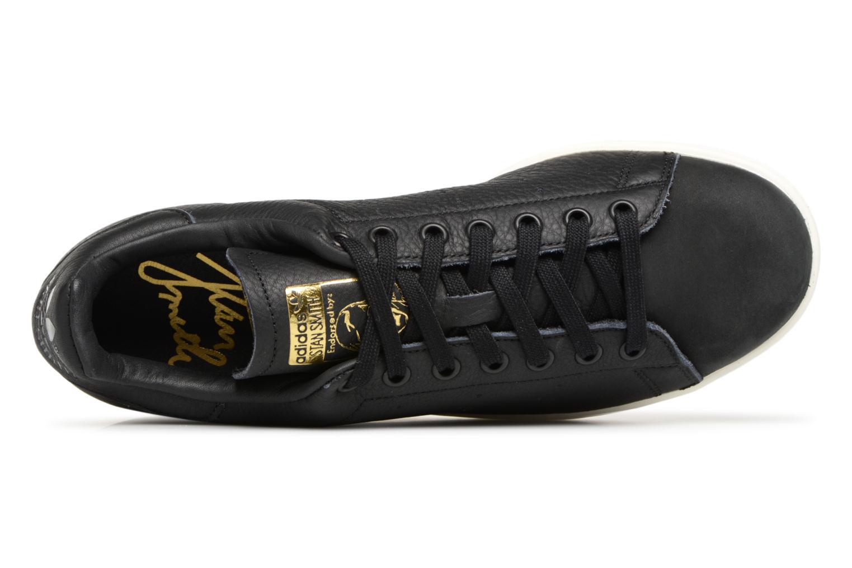 Baskets Adidas Originals Stan Smith Premium Noir vue gauche