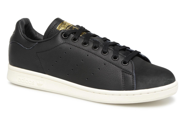 Baskets Adidas Originals Stan Smith Premium Noir vue détail/paire