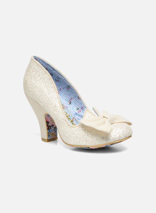 d7e9ae50cc8f Irregular choice Nick of Time (Silver) - High heels chez Sarenza ...