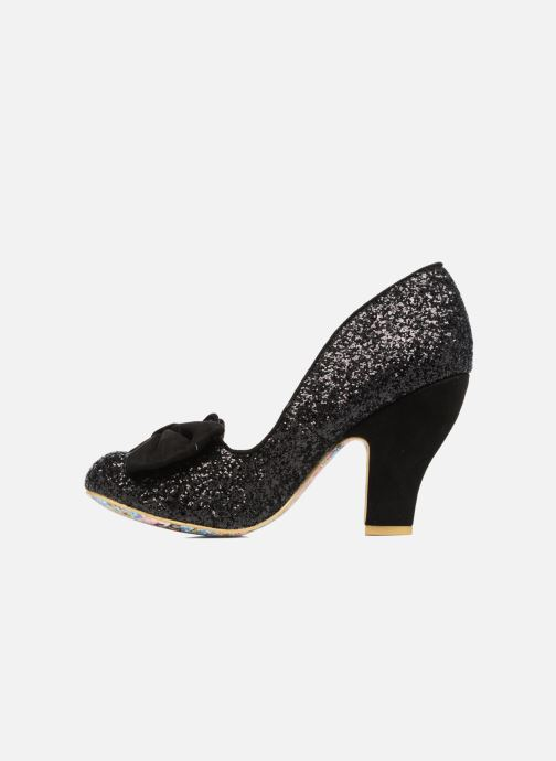 Escarpins Irregular Choice Nick of Time Noir vue face