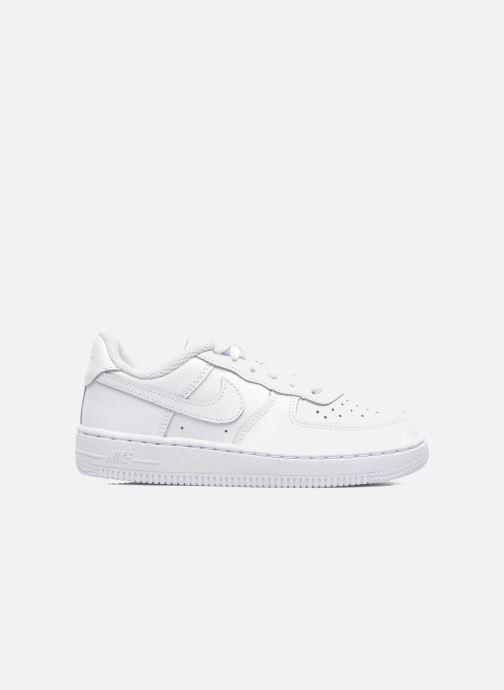 Baskets Nike Air Force 1 (Ps) Blanc vue derrière