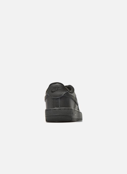 Sneaker Nike Air Force 1 (Ps) schwarz ansicht von rechts