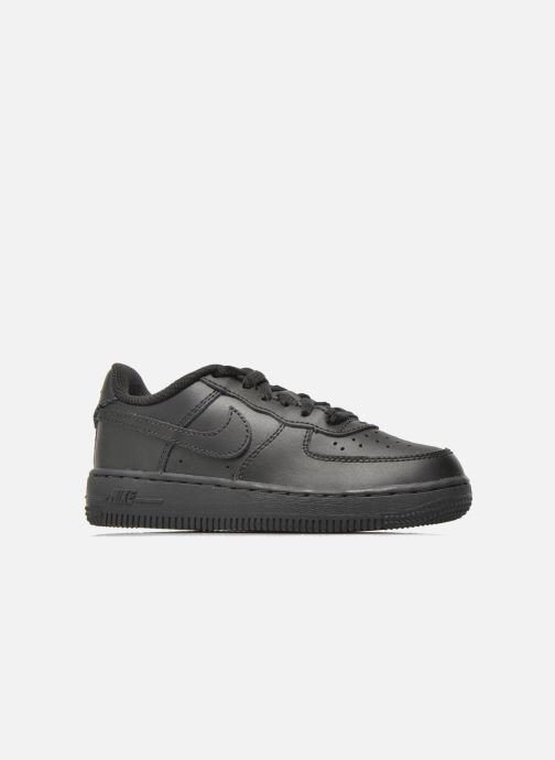 Trainers Nike Air Force 1 (Ps) Black back view
