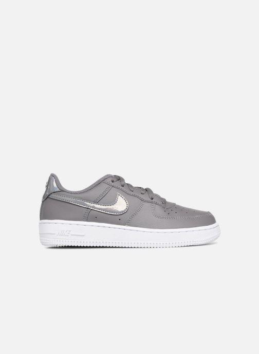 Sneaker Nike Air Force 1 (Ps) grau ansicht von hinten