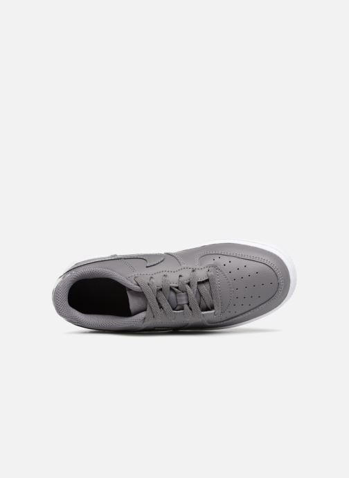 Sneaker Nike Air Force 1 (Ps) grau ansicht von links