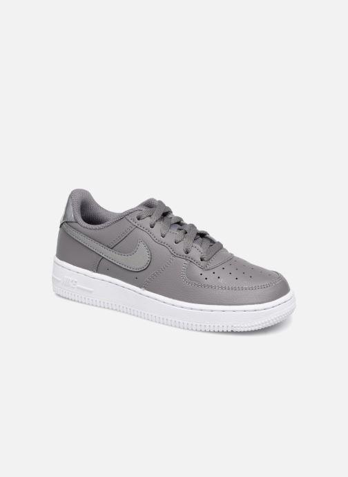 Sneaker Nike Air Force 1 (Ps) grau detaillierte ansicht/modell
