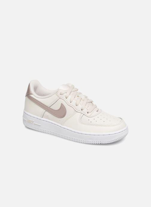 finest selection b8db3 07014 Trainers Nike Air Force 1 (Ps) White detailed view  Pair view