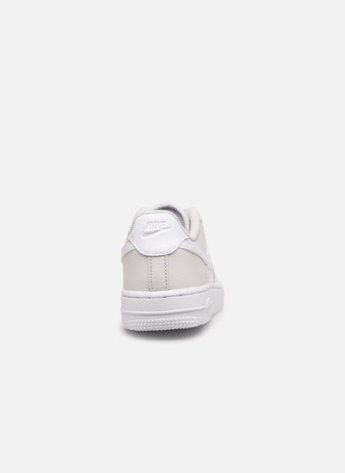 Baskets Nike Air Force 1 (Ps) Blanc vue droite