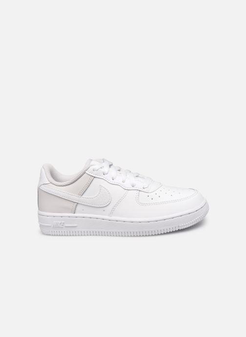 Sneaker Nike Air Force 1 (Ps) weiß ansicht von hinten