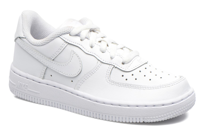 Nike Air Force 1 (Ps) (Blanc) Baskets chez Sarenza (226021)