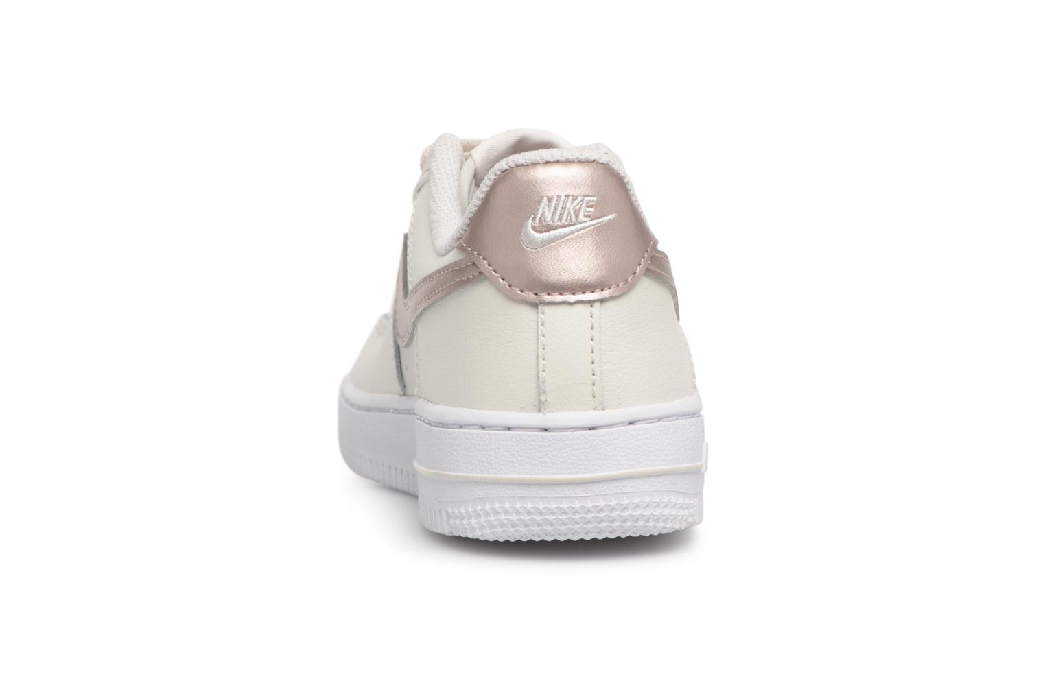 Sneakers Nike Air Force 1 (Ps) Bianco immagine destra