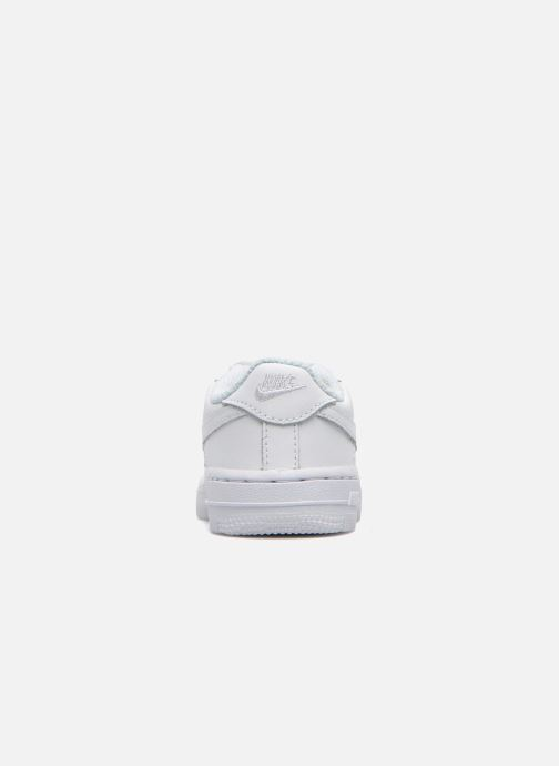 Baskets Nike Air Force 1 (Td) Blanc vue droite