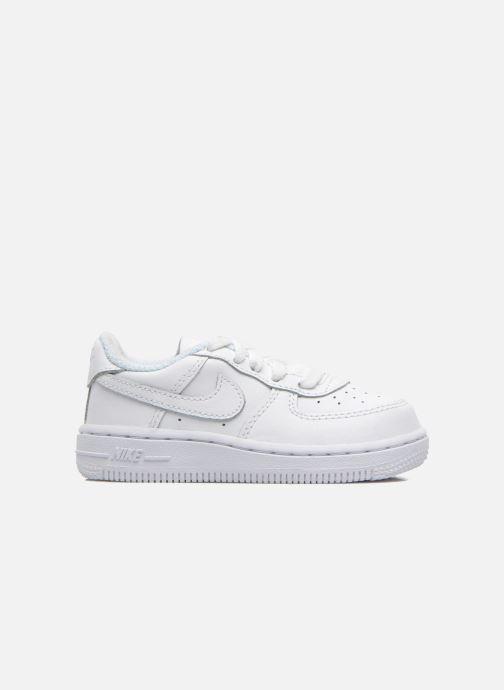 Deportivas Nike Air Force 1 (Td) Blanco vistra trasera