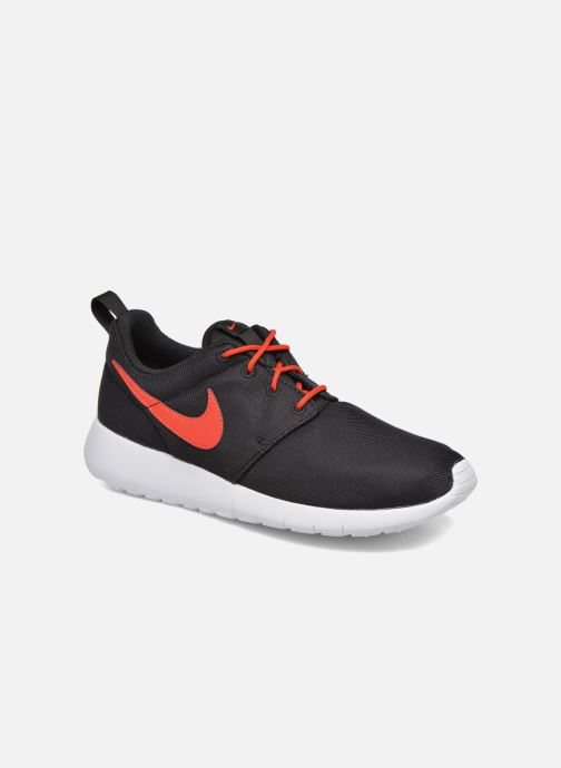 100% authentic 67acc 69f54 Baskets Nike NIKE ROSHE ONE (GS) Noir vue détail paire