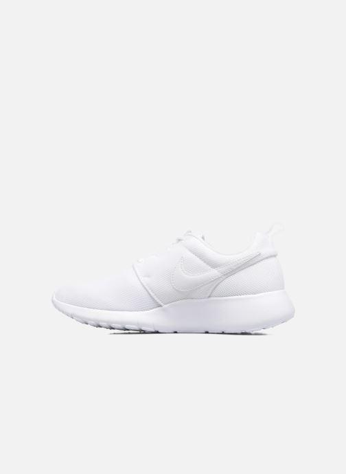 Sneaker Nike NIKE ROSHE ONE (GS) weiß ansicht von vorne