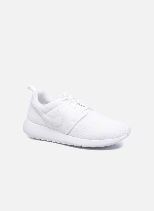 offer discounts best sale for whole family Nike NIKE ROSHE ONE (GS) (Blanc) - Baskets chez Sarenza (293651)