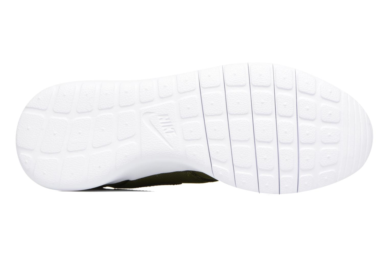 Baskets Nike NIKE ROSHE ONE (GS) Vert vue haut