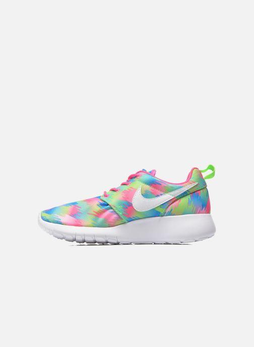 Deportivas Nike NIKE ROSHE ONE PRINT (GS) Multicolor vista de frente