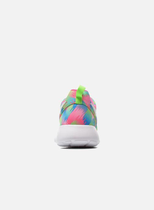 Deportivas Nike NIKE ROSHE ONE PRINT (GS) Multicolor vista lateral derecha