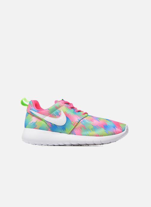Deportivas Nike NIKE ROSHE ONE PRINT (GS) Multicolor vistra trasera