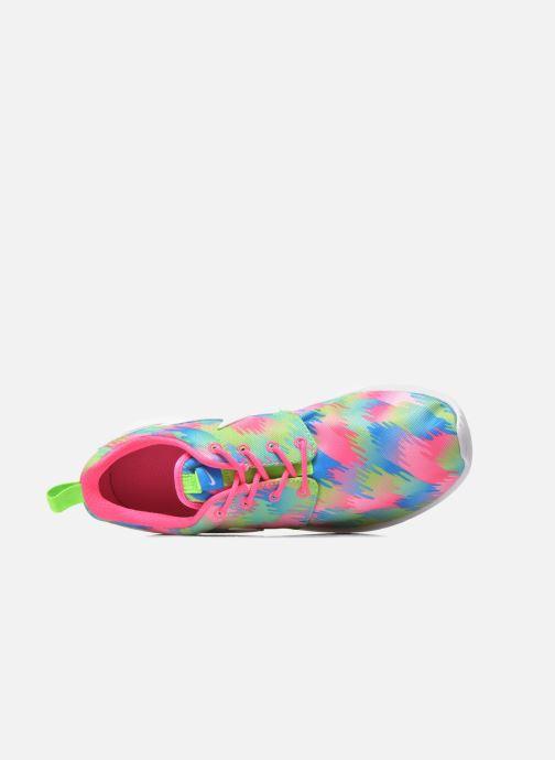 Deportivas Nike NIKE ROSHE ONE PRINT (GS) Multicolor vista lateral izquierda