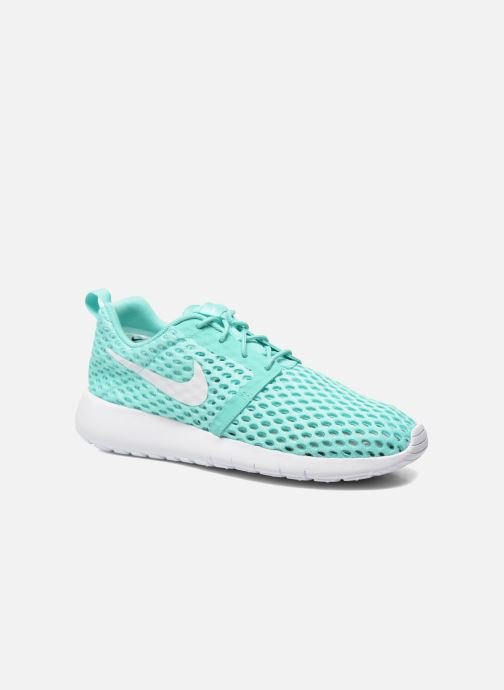 free shipping 66120 74f9f Baskets Nike ROSHE ONE FLIGHT WEIGHT (GS) Vert vue détail paire