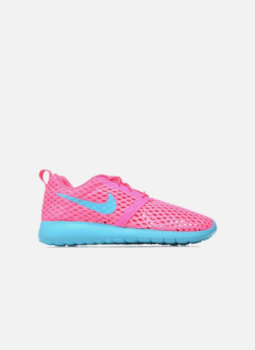 Sneakers Nike ROSHE ONE FLIGHT WEIGHT (GS) Rosa immagine posteriore